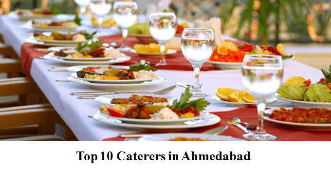 Top 10 Caterers in Ahmedabad