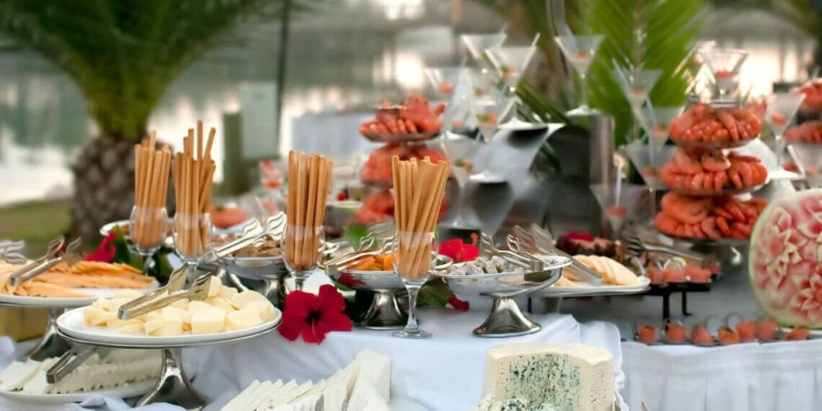 Top 5 Caterers in SP Ring Road